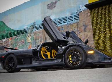 2012 Mosler RaptorGTR: One and Done